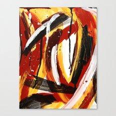 Warchant Canvas Print