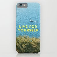 Live For Yourself iPhone 6 Slim Case