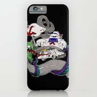 Who You Gonna Call?! iPhone 6 Slim Case