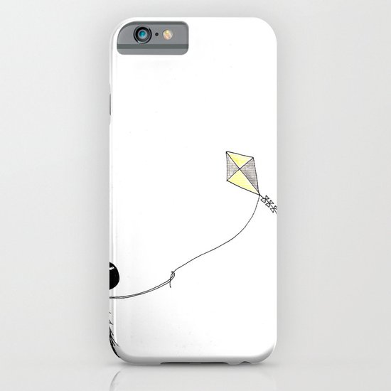 Let's go fly a kite iPhone & iPod Case