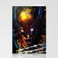 The Wolverine Stationery Cards
