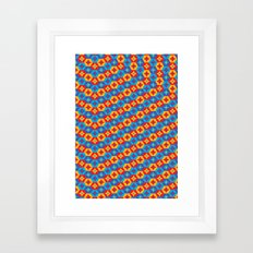 Pattern 0007 Framed Art Print
