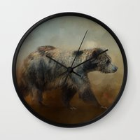 The Long Walk Home Wall Clock