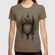 T-shirt featuring Bat by Ulla Thynell