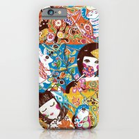 iPhone & iPod Case featuring Colorful days by Nani Puspasari