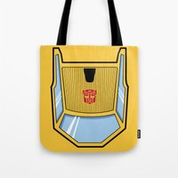 Transformers - Sunstreak… Tote Bag