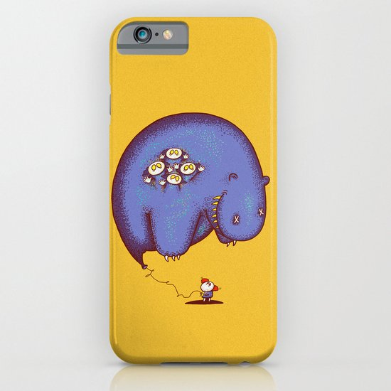 Globophobia iPhone & iPod Case