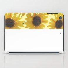 Sunflower iPad Case