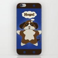 Star Dog iPhone & iPod Skin
