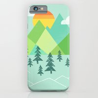 iPhone & iPod Case featuring Patchwork Pass by Jenny Tiffany