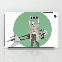 Scout anything iPad Case