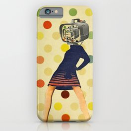 iPhone & iPod Case - PLATE IX - Julia Lillard Art