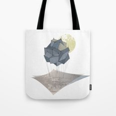 The Rock of Humanity Tote Bag