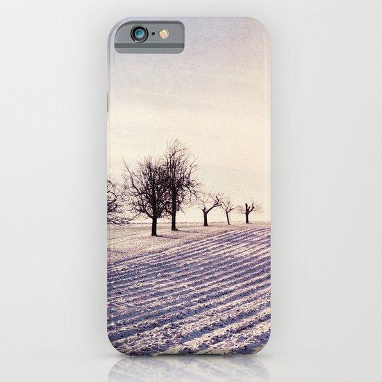 Winter Field 3 iPhone & iPod Case