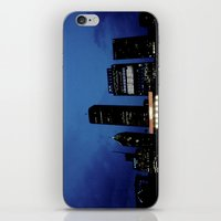 Skin & Bones iPhone & iPod Skin