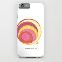 iPhone & iPod Case featuring Cirque-Cle #6 by Jaustar