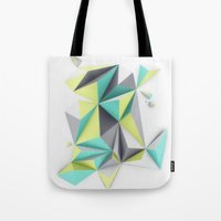 TRIANGLES//02 Tote Bag