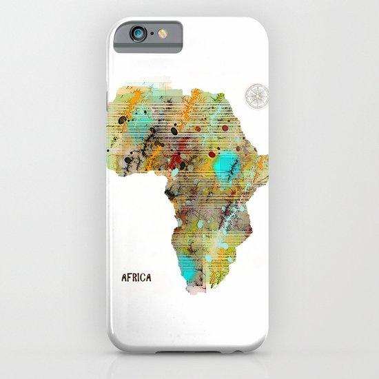Africa iPhone & iPod Case
