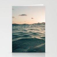 Siesta Sun Stationery Cards