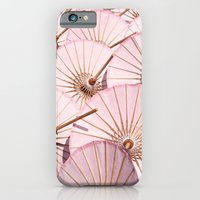 iPhone & iPod Case featuring Umbrellas by Dave Houldershaw