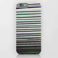 iPhone & iPod Case featuring Storm by Teh Glitch