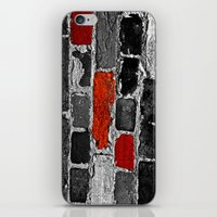 OTHER BRICKS IN THE WALL iPhone & iPod Skin