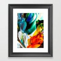 Marquis Reagent Framed Art Print