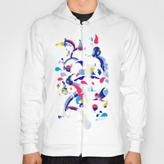 monsters off the wall Hoody