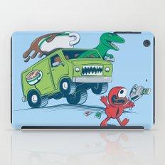 DinoLatte Run Down iPad Case