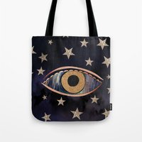 Open Your Third Eye Tote Bag