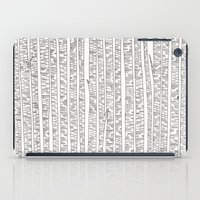 Lost In Stripes iPad Case