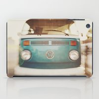 Volkswagen Bus iPad Case