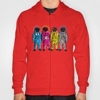 CMYK Spacemen Hoody