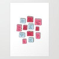 A Better Curriculum Art Print