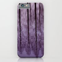 iPhone & iPod Case featuring Water Trees - JUSTART © by JUSTART