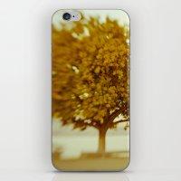 Dreamy Yellow iPhone & iPod Skin