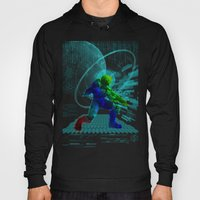 Halo Splash Art Hoody