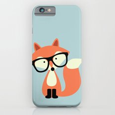 Hipster Red Fox Slim Case iPhone 6s