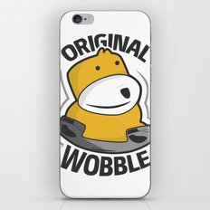 Original Wobble iPhone & iPod Skin