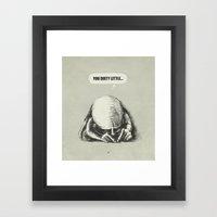 Ant! Framed Art Print