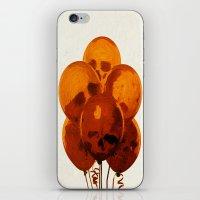 SKULLOONS B21 iPhone & iPod Skin