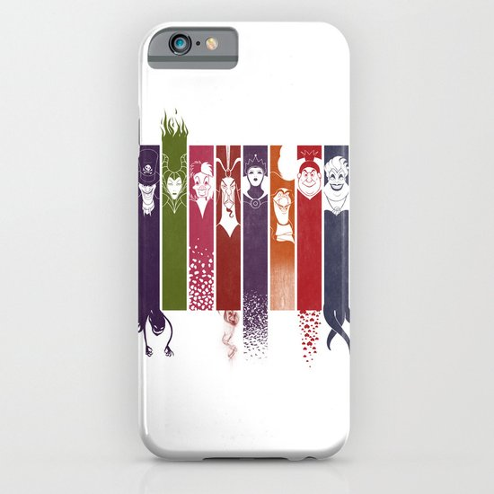 Disney Villains iPhone & iPod Case