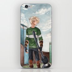 Quidditch iPhone & iPod Skin