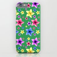 iPhone & iPod Case featuring Flower Crazy by Natasha Alexandra Englehardt