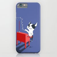 Boogie On Theremin iPhone 6 Slim Case