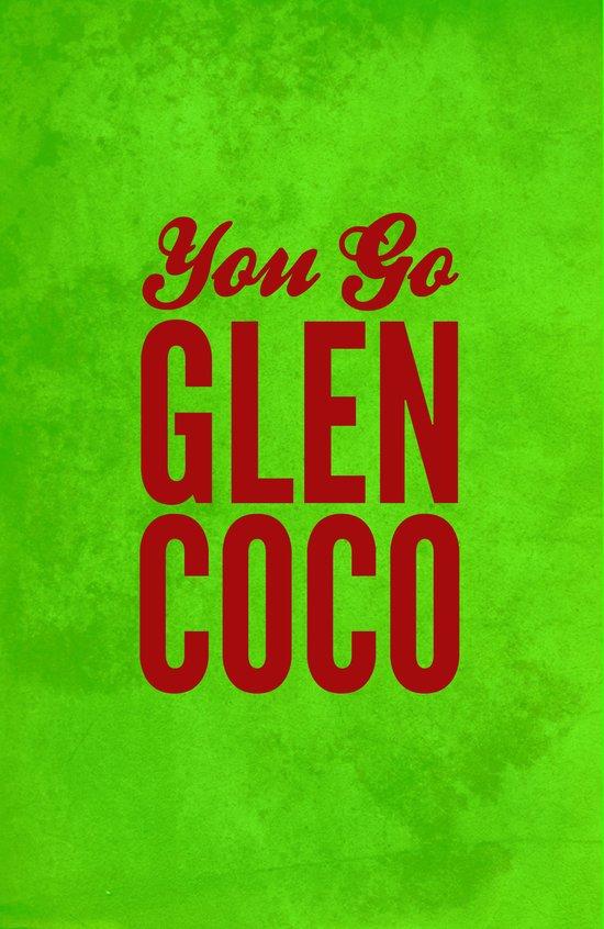 Glen Coco Xmas Art Print