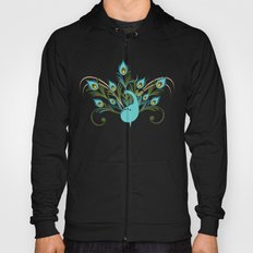 Just a Peacock Hoody