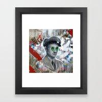 The Forgotten Soldier Framed Art Print
