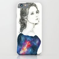 iPhone & iPod Case featuring Dreamer by KristinMillerArt