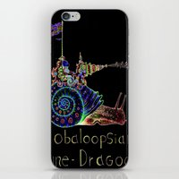 Sobaloopsian Tune-Dragoon  iPhone & iPod Skin